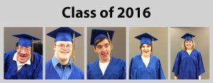 2016 Marimor Graduates