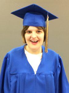 Kailey Graduate Marimor